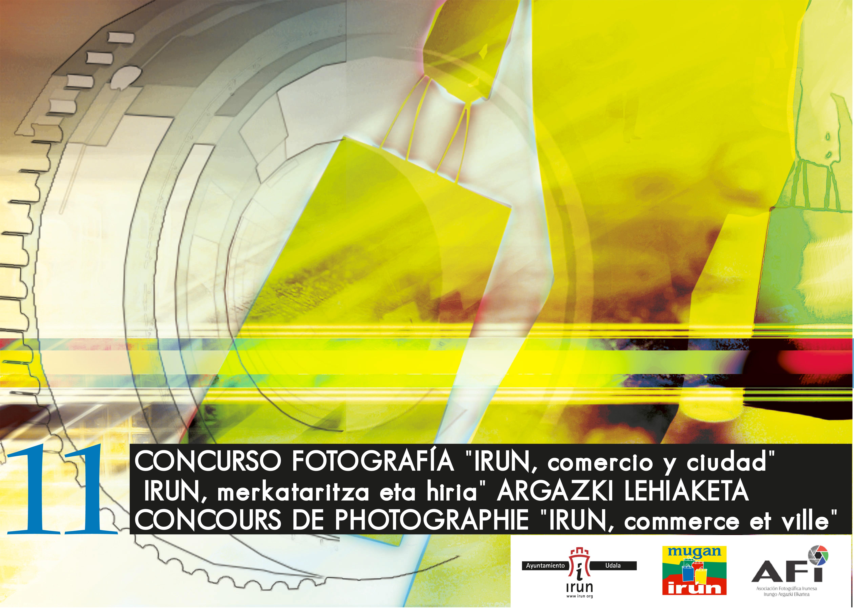 """Concurso Fotografía """"Irun, comercio y ciudad"""""""