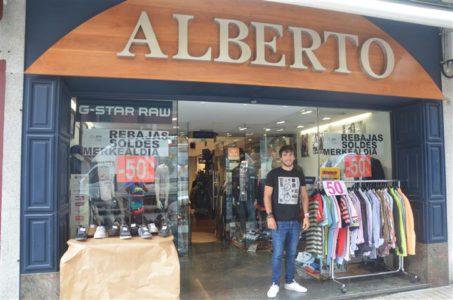 Alberto Moda Hombre